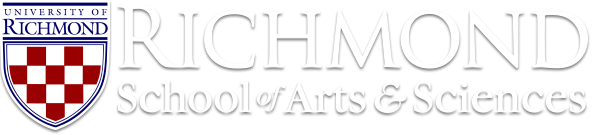 University of Richmond School of Arts & Sciences logo
